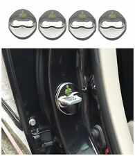 Stainless steel Door Lock Striker Cover for Mitsubishi ASX Lancer Pajero Eclipse