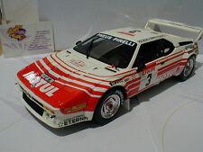 Ottomobile OT126 - BMW M1 Gruppe B TDC Tour de Corse 1983 1:18