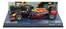 Minichamps Red Bull RB12 3rd Brazilian GP 2016-Max Verstappen échelle 1/43
