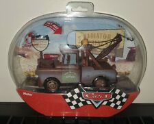 "Disney Store Exclusive CARS Movie 6"" Talking TOW MATER New Factory Sealed 2006"