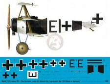 Peddinghaus 1/48 Fokker Dr.I Markings Otto Esswein Jasta 26 Halluin-Ost WWI 3705