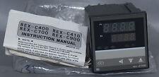 NEW Verteq 4120294 Megasonic Temperature Controller RKC REX-C700/C700FJA3-V*AB