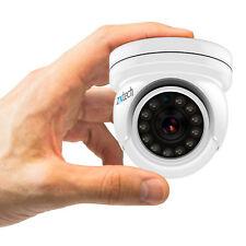 Zxtech 2.4 Megapixel Super Compact AHD CVI TVI 4in1 HD Night Vision CCTV Camera