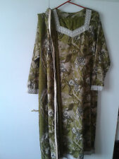 BEAUTIFUL LADIES MIXED COTTON SHALWAR KAMEEZ,HARDLY USED IN GOOD COND  BARGAIN