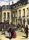 Yt1387 PARIS EN 1863 FRANCE FDC Enveloppe Lettre Premier jour