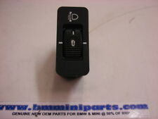 BMW E39 MINI R50 R52 R53 HEAD LIGHT & AIM CONTROL SWITCH 61318360460