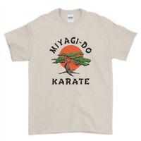 Mirage Dojo Karate Kid Film Funny Martial Art Retro Men T Shirt Top Tee