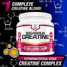 Assunto la creatina: più forti massa muscolare anabolizzanti Taglia BOOSTER: niente Steroidi