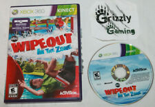 USED Wipeout In The Zone Xbox 360 (NTSC) -Canadian Seller-