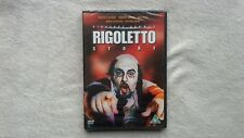 GIUSEPPE VERDI'S RIGOLETTO STORY DVD UK R2 BRAND NEW SEALED FAST POST