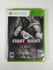 Fight Night Champion (Microsoft Xbox 360, 2011) Ships Same Day