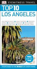 DK Eyewitness Top 10 Los Angeles (USA) *FREE SHIPPING - NEW*