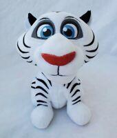 "The Secret Life of Pets 2 White Tiger Hu 7"" Soft Plush Stuffed Animal Toy 2a"