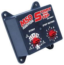 MSD 8987 Timing Retard Control Start & Step Timing Retard Control Digitally