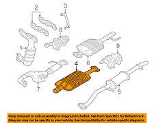 MAZDA OEM 01-06 Tribute 3.0L-V6-Muffler AJ0440100A
