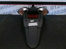 Honda PCX 2017 Number Plate Surround and Lights