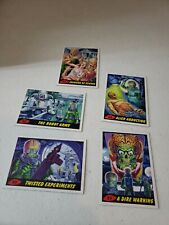 2013 Mars Attacks Invasion Topps Lot of 5 Trading Cards EUC
