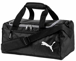Puma Fundamentals Sports Bag XS Tasche Sporttasche Reisetasche 075526 (black 01)