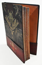Diablo 3 Book of Cain Exclusive Edition Autographed by Brom and Numbered - SALE!