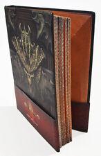 Diablo 3 Book of Cain Exclusive Edition dédicacé par Brom et numéroté