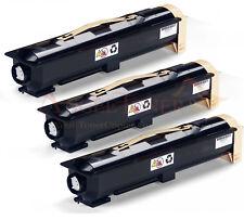 XEROX Phaser 5500 Toner 113R00668 113R668 Black 3 PACK