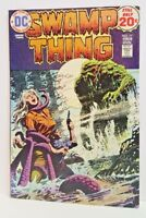 Swamp Thing #11 (Aug 1974, DC) VF