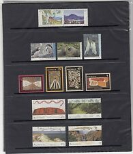 """1993 AUSTRALIA """"THE COMPLETE COLLECTION OF 1993 AUSTRALIAN STAMPS"""" FULL SET MNH"""