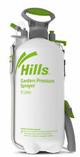 Hills Garden Preassure Sprayer 8L Lawn Garden Chemical Plant Good Quality