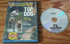 Top Dog: 2nd Edition (DVD) Tony Hartnett bird hunting retrievers training