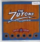 (CO567) The Zutons, It's The Little Things We Do - DJ CD
