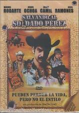 Salvando Al Soldado Perez DVD NEW Miguel Rodarte Jaime Camil SEALED