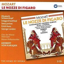 MOZART: LE NOZZE DI FIGARO NEW CD