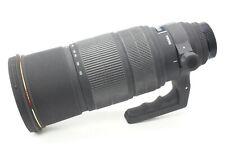 SIGMA 120-300mm D 1:2,8 APO DG HSM, für Nikon