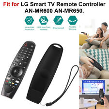 TV Remote Controller Cover Protective Case Shell Case Silicone for LG AN-MR600