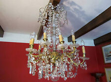 French Architectural Antique Chandeliers/Lighting