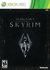 The Elder Scrolls V: Skyrim - Xbox 360 Game