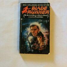 Blade Runner by Philip K. Dick (1982, Paperback)