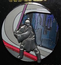 Disney Star Wars Pin of the Month # 9 Coruscant 3-D Pin LE 6000 NEW