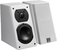SVS Prime Elevation Effects Speakers PAIR WHITE Height Wall Atmos DTS:X Auro-3D
