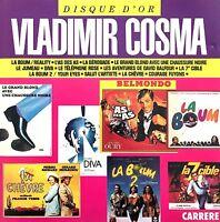 Vladimir Cosma CD Disque D'Or - Vol.3 - France (EX+/EX+)
