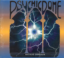 MATHIAS GRASSOW psychic dome CD 2005 digipak reissue Electronic Ambient