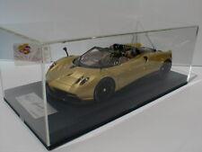 "Look Smart LS18-013D - Pagani Huayra Roadster ""bronzo chiaro metallic"" 1:18"