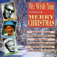 Various Artists - We Wish You A Merry Christmas (CD 1995)