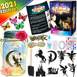 Funzbo Arts and Crafts for Girls - Christmas Craft Kits Gifts for Kids Toys DIY