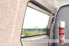 12m x 2m Wheat Coloured Super Stretch Van Lining Carpet Inc 12 x Trimfix Glue