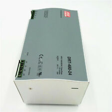 1pc New MEAN WELL Rail Switching Power Supply DRT-480-24 (24V 20A )