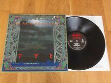 Black Sabbath Tyr A1/B1 1st Press 1990 *Stunning* Audio & Cover Near Mint