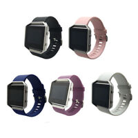 2PCS Large Replacement Band for Fitbit Blaze Watch Strap Accessories Wristband