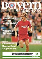 BL 83/84 FC Bayern München - Borussia Mönchengladbach, 01.10.1983