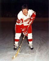 Marcel Dionne Detroit Red Wings 8x10 Photo